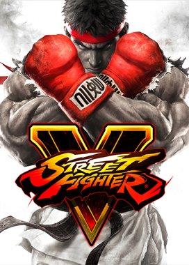Street Fighter V Live Stream