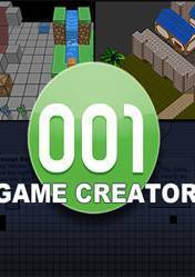Buy 001 Game Creator pc cd key for Steam