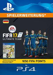 Buy 1050 FIFA 17 Ultimate Team Points DE PS4 CD Key