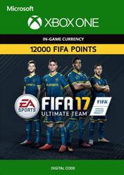 Buy 12000 FIFA 17 FUT Points XBOX ONE CD Key