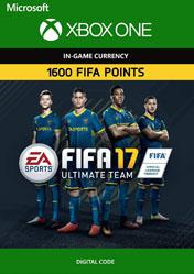 Buy 1600 FIFA 17 FUT Points XBOX ONE CD Key