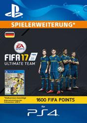 Buy 1600 FIFA 17 Ultimate Team Points DE PS4 CD Key