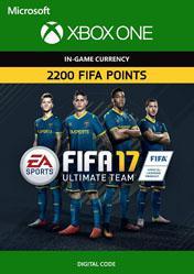 Buy 2200 FIFA 17 FUT Points XBOX ONE CD Key