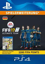 Buy 2200 FIFA 17 Ultimate Team Points DE PS4 CD Key