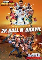 Buy 2K Ball N Brawl Bundle pc cd key for Steam