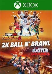 Buy Cheap 2K Ball N Brawl Bundle XBOX ONE CD Key