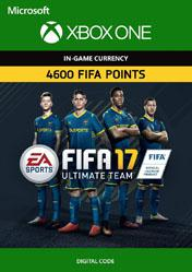 Buy 4600 FIFA 17 FUT Points XBOX ONE CD Key