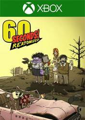 Buy Cheap 60 Seconds Reatomized XBOX ONE CD Key