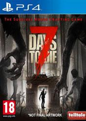 Buy 7 Days to Die PS4 CD Key