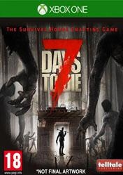 Buy 7 Days to Die XBOX ONE CD Key