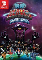 Buy Cheap 88 Heroes NINTENDO SWITCH CD Key