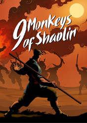 Buy 9 Monkeys of Shaolin pc cd key for Steam