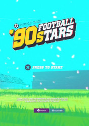 Buy Cheap '90s Football Stars PC CD Key