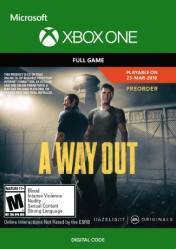 Buy Cheap A Way Out XBOX ONE CD Key