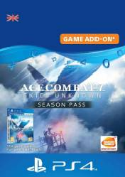 Buy ACE COMBAT 7: SKIES UNKNOWN Season Pass PS4 CD Key