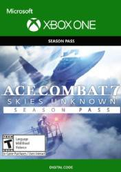 Buy ACE COMBAT 7: SKIES UNKNOWN Season Pass XBOX ONE CD Key