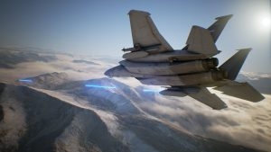 Ace Combat 7: Skies Unknown shows off on a new trailer