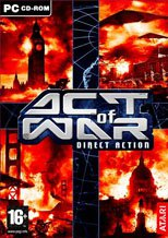 Buy Cheap Act of War Direct Action PC CD Key