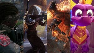 Activision presents it´s line-up for Gamescom 2018!