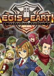 Buy Aegis of Earth: Protonovus Assault pc cd key for Steam