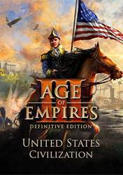 Buy Cheap Age of Empires III: Definitive Edition United States Civilization PC CD Key