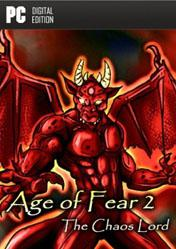 Buy Cheap Age of Fear 2 The Chaos Lord PC CD Key