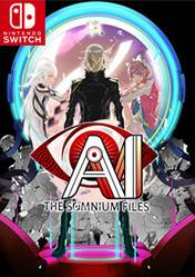 Buy Cheap AI: The Somnium Files NINTENDO SWITCH CD Key