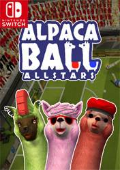 Buy Cheap Alpaca Ball Allstars NINTENDO SWITCH CD Key