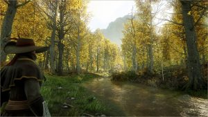 Amazon Game Studios shows the first images of its project New World