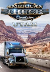 Buy American Truck Simulator Utah pc cd key for Steam