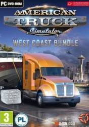 Buy Cheap American Truck Simulator West Coast Bundle PC CD Key