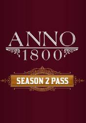 Buy Anno 1800 Season 2 Pass pc cd key for Uplay