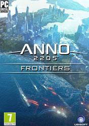 Buy Anno 2205 Frontiers DLC PC CD Key