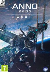 Buy Anno 2205 Orbit DLC pc cd key for Uplay