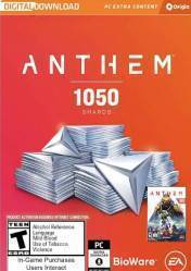 Buy Cheap Anthem 1050 Shards PC CD Key
