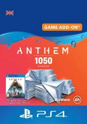 Buy Anthem 1050 Shards PS4 CD Key