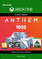 Buy Cheap Anthem 1050 Shards XBOX ONE CD Key