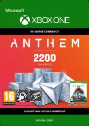 Buy Cheap Anthem 2200 Shards XBOX ONE CD Key