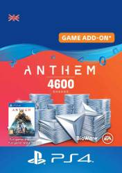 Buy Cheap Anthem 4600 Shards PS4 CD Key