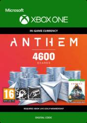 Buy Anthem 4600 Shards XBOX ONE CD Key