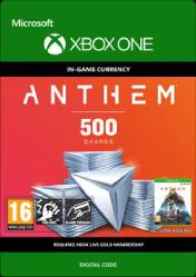 Buy Cheap Anthem 500 Shards XBOX ONE CD Key