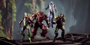 Anthem presents a new trailer for the CES 2019