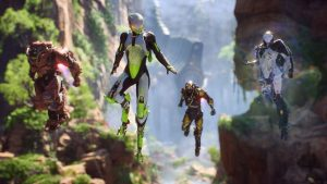 Anthem publishes a new 8 minute gameplay of freeplay expedition