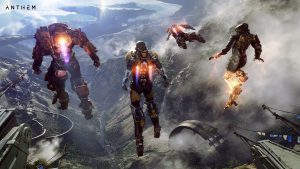 Anthem will have a VIP demo on January 25