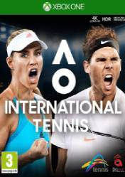 Buy Cheap AO International Tennis XBOX ONE CD Key