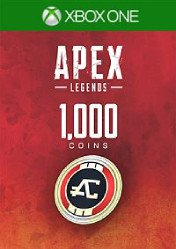 Buy Apex Legends 1000 Apex Coins XBOX ONE CD Key