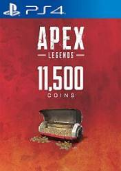 Buy Cheap Apex Legends 11500 Apex Coins PS4 CD Key