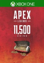 Buy Apex Legends 11500 Apex Coins XBOX ONE CD Key