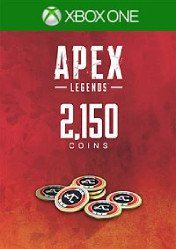Buy Apex Legends 2150 Apex Coins XBOX ONE CD Key