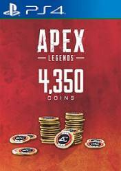 Buy Cheap Apex Legends 4350 Apex Coins PS4 CD Key